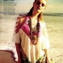 Lydia Hearst - Glamour Magazine Pictorial [France] (March 2012)