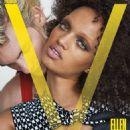 Ellen Rose - V Magazine Cover [United States] (January 2017)