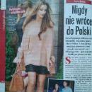 Sara Mannei - Gwiazdy Magazine Pictorial [Poland] (26 September 2014) - 454 x 610