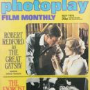 Robert Redford - Photoplay Film Montly Magazine Cover [United States] (May 1974)