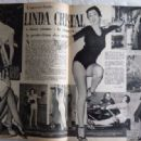 Linda Cristal - Festival Magazine Pictorial [France] (18 October 1960)