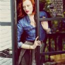 Karen Elson - The Edit Magazine Pictorial [United Kingdom] (13 June 2013) - 454 x 624
