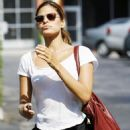 Eva Mendes Out And About In West Hollywood - Aug 15 2009