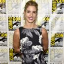 Emily Bett Rickards– Comic-Con International 2016 - 'Arrow' Press Line - 417 x 600