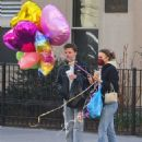 Lily Rose Depp – Stepping out on Easter in New York