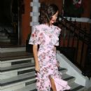Lucy Mecklenburgh in Purple Dress – Celebrating her 27th birthday in London - 454 x 666