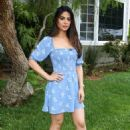 """Emeraude Toubia – Visits Hallmark's """"Home & Family"""" in Universal City 05/23/2019 - 454 x 648"""