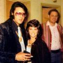 Elvis Presley and Priscilla Presley - 454 x 555