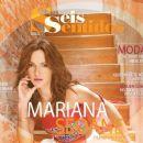Mariana Seoane - Seis Sentidos Magazine Cover [Mexico] (September 2014)
