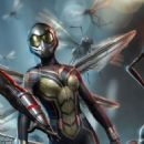 Evangeline Lilly as the Wasp in Ant-Man and the Wasp - 454 x 977
