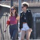 Kristen Stewart and Sara Dinkin - 235 x 353