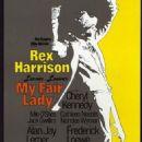 MY FAIR LADY The 1981 Broadway Revivel Starring Rex Harrison - 454 x 716