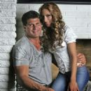 Jose Canseco and Leila Knight - 454 x 539