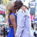 Peta Murgatroyd and Donald Driver