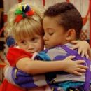 Tahj Mowry and Mary-Kate Olsen