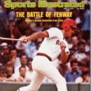 Fred Lynn - Sports Illustrated Magazine Cover [United States] (7 July 1975)