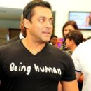Salman Khan to Rashid Pediatric Therapy Centre for Being Human Cause in Dubai