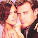 Billy Miller and Elizabeth Hendrickson