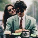 Ione Skye and Dexter Fletcher