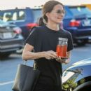 Courteney Cox – Seen as she departed a spa in Beverly Hills - 454 x 681