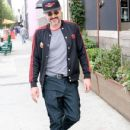 David Arquette is seen in Los Angeles