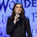 Anne Hathaway - Onstage At The Great Big Ultimate Fan Event Celebrating