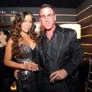 Carlos Ponce and Ximena Duque