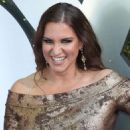 Stephanie McMahon – WWE 20th Anniversary Celebration in Los Angeles - 454 x 524