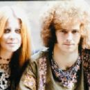 Charlotte Martin and Eric Clapton  London in summer 1967 - 454 x 304