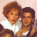 Dweezil Zappa and Molly Ringwald