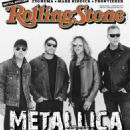 Metallica - Rolling Stone Magazine Cover [India] (February 2017)
