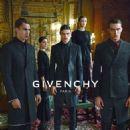 Candice Swanepoel & Mariacarla Boscono for Givenchy fall/winter 2015 campaign