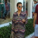 Kourtney Kardashian out and about in Miami