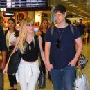 Carlson Young – Galeao International Airport in Rio de Janeiro, Brazil 8/30/2016 - 454 x 681