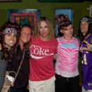 Rupert Grint took in a Steel Panther concert on Monday, August 1, at the House of Blues on Sunset in Los Angeles