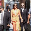 Alex Morgan – Arriving at Jimmy Kimmel Live! in Los Angeles