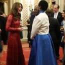 The Duke And Duchess Of Cambridge Host A Reception To Mark The UK-Africa Investment Summit - 385 x 600