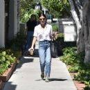 Lucy Hale in Jeans – Out in Los Angeles