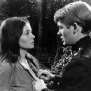 Sarah Miles and Christopher Jones - 300 x 230