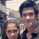 Diether Ocampo and Maja Salvador