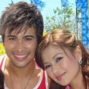 Sam Milby and Say Alonzo