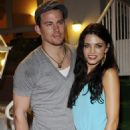 Jenna Dewan and Channing Tatum at Ischia Global Film and Music Festival Gala in Italy - July 12, 2010