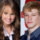 Debby Ryan and Lucas Till