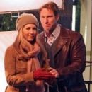 Jennifer Aniston and Aaron Eckhart