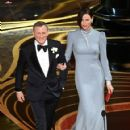 Charlize Theron and Daniel Craig At The 91st Annual Academy Awards - Show - 421 x 600