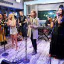 Maren Morris – Performs Live at SiriusXM Studios in New York City - 454 x 308
