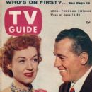 Risë Stevens - TV Guide Magazine Cover [United States] (18 June 1954)