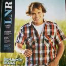 Benjamín Rojas - La Nacion Revista Magazine Cover [Argentina] (31 January 2010)