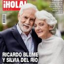 Ricardo Blume and Silvia Del Río - 454 x 619