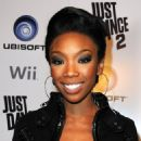 Brandy Norwood - Celebration Of The Launch Of Ubisoft's 'Just Dance 2' At Las Palmas On October 19, 2010 In Hollywood, California